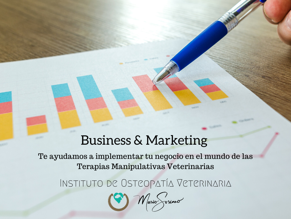 Formación negocio business veterinaria osteopatia canina Mario Soriano